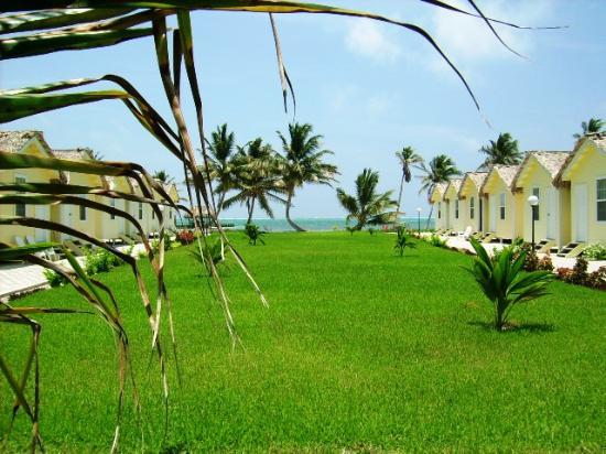 Royal Caribbean Resort: Die Cabanas