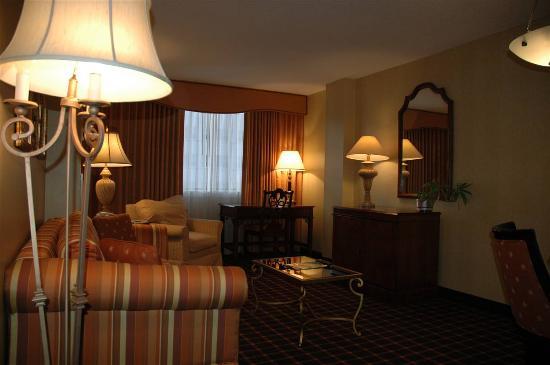 Residence Inn Washington, DC/Foggy Bottom: The Living Room