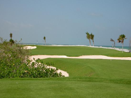 Fairmont Mayakoba: 15th Hole