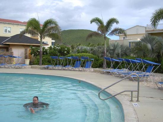St Kitts Marriott Resort The Royal Beach North Poolside