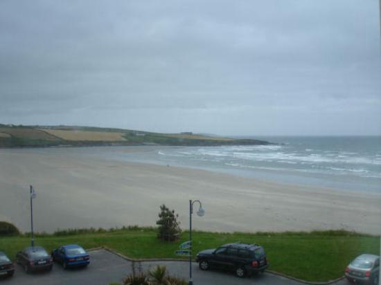Inchydoney Island Lodge & Spa: View from hotel room