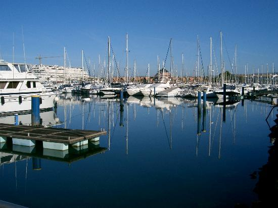 Vila Galé Ampalius: The marina
