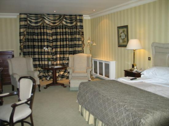 Hayfield Manor Hotel : Our Room at Hayfield Manor