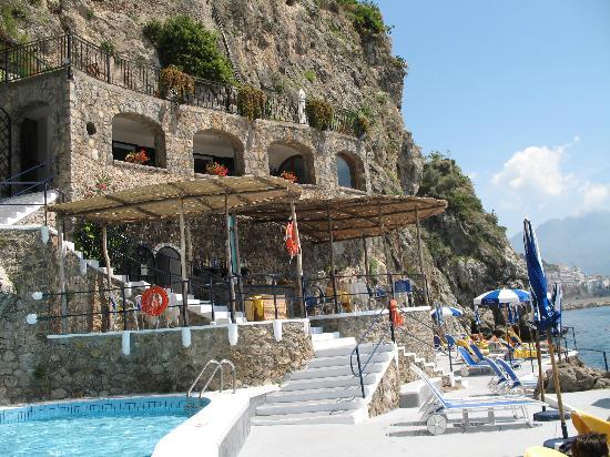 Santa Caterina Hotel: Pool