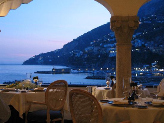 Santa Caterina Hotel: Ristorante Eolo