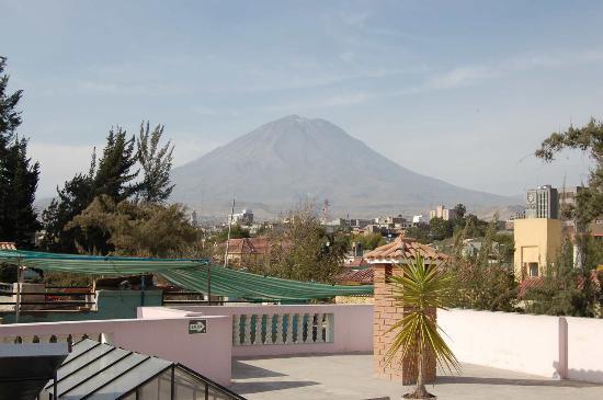 Casa Arequipa: Roof deck