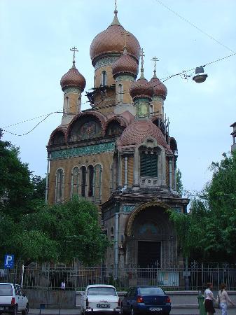 K+K Hotel Elisabeta : Rusa Church