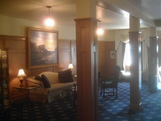 Keltic Lodge Resort & Spa: Lobby