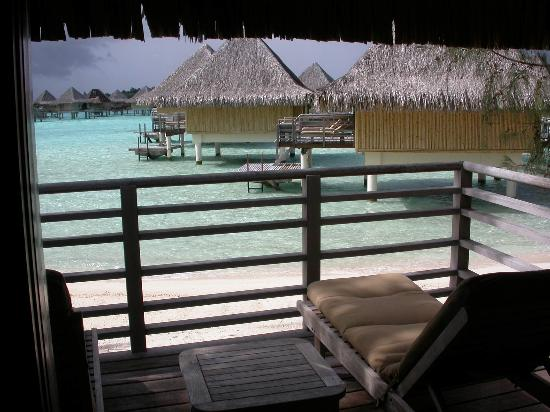 InterContinental Bora Bora Le Moana Resort: One of our views
