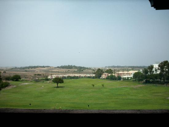Islantilla, Spanien: View from our room