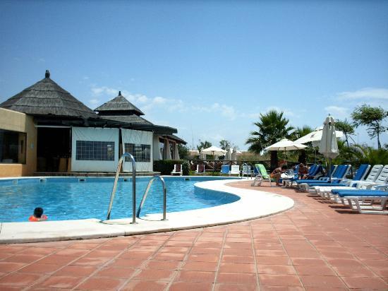 Islantilla Golf Resort Hotel: Beach club