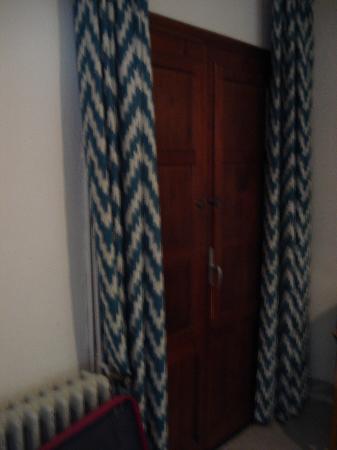 Ses Sevines: Balcony doors