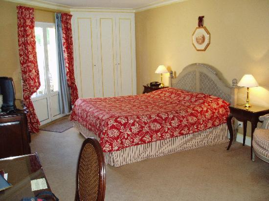 Hotel Palais Cardinal: Room no. 14