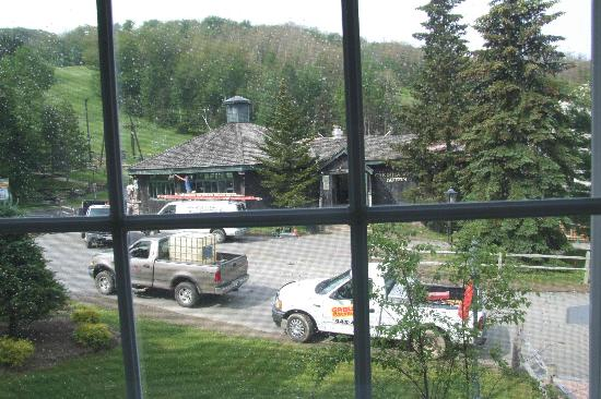 Country Inn at Jiminy Peak: A room with a view