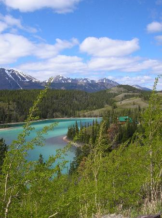 Skagway, AK: Emerald Lake near Carcross, Yukon II
