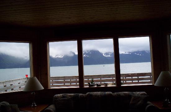 Alaska Saltwater Lodge Foto