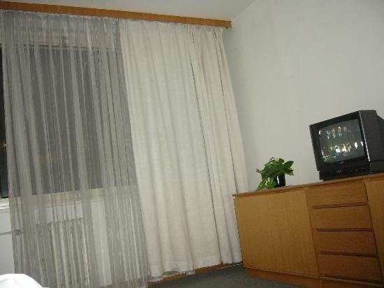 Hotel Nitsch: part of the room from inside