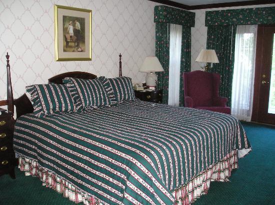 Geneva Inn: Landview Superior Room