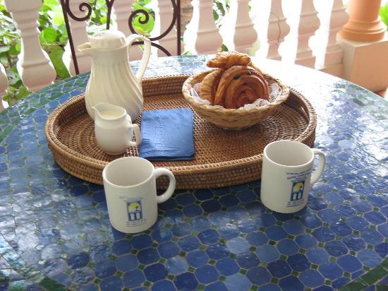 Le Petit Hotel: Le Petit breakfast