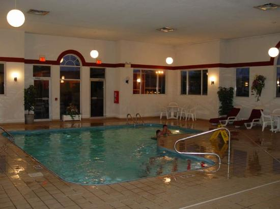 Comfort Inn : Indoor Pool