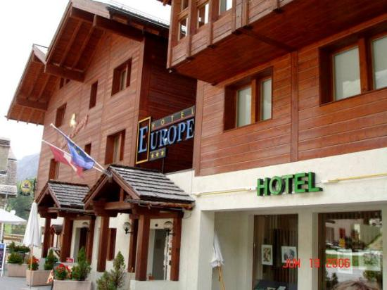 Hotel Europe: Hotel