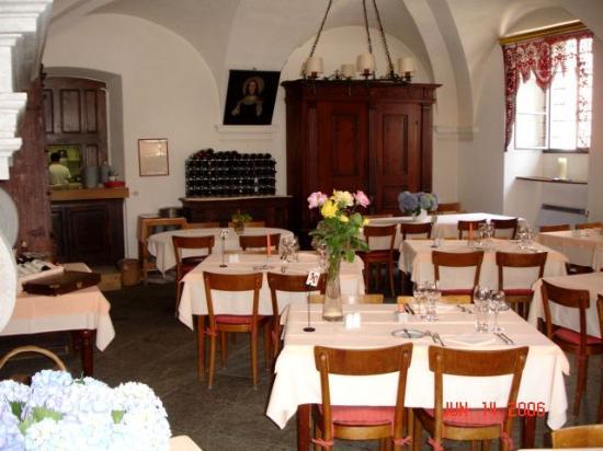 Hotel Palazzo Salis: Dining room