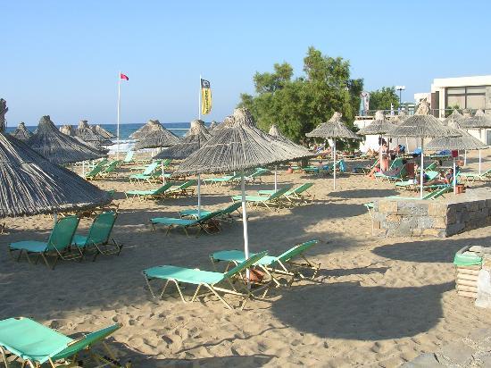 Amirandes, Grecotel Exclusive Resort: spiaggia