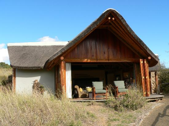 Kwandwe Private Game Reserve, África do Sul: Our own private suite