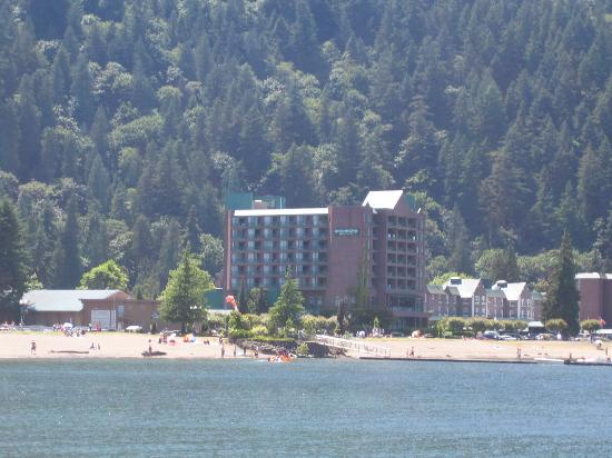 Harrison Hot Springs Resort & Spa: Hotel