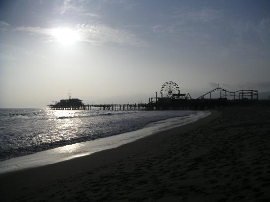 JW Marriott Santa Monica Le Merigot: Santa Monica Pier