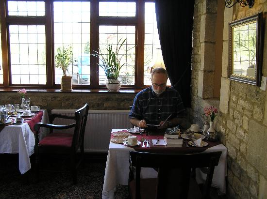 Stow Lodge Hotel: The Dining Room