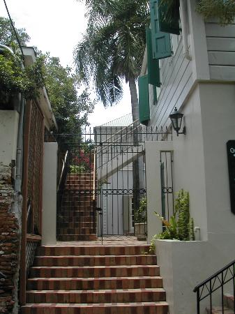 Sainte-Croix : Christiansted villa