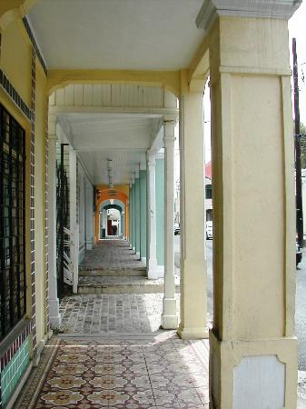 Sainte-Croix : Downtown Christiansted