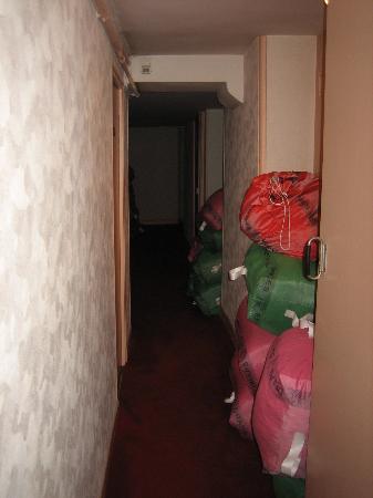 Montpensier: our hallway