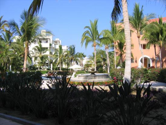 Casa Del Mar Beach Condos : Casa del Mar's landscaper should win an award.  Incredible!