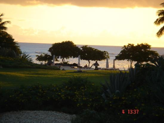 The Oberoi, Mauritius : landscaped gardens