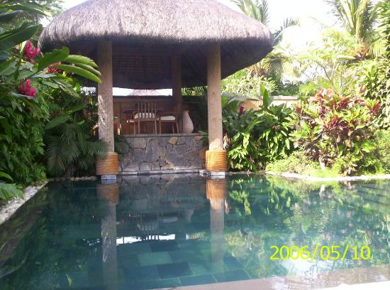 The Oberoi, Mauritius: private pool