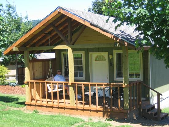 Carson Ridge Luxury Cabins : Our Unit