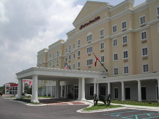 Hampton Inn Vicksburg: Beautiful Inn