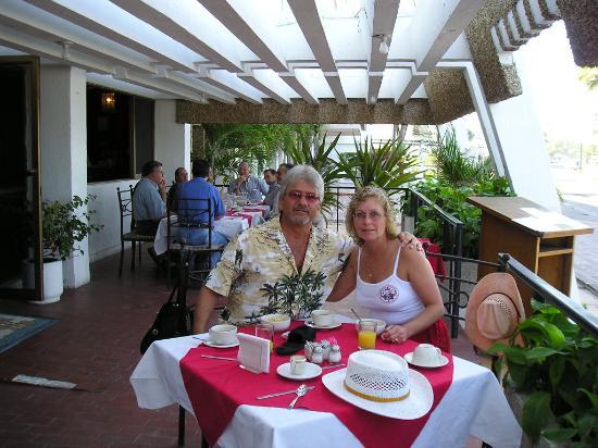 Hotel De Cima: Restaraunt