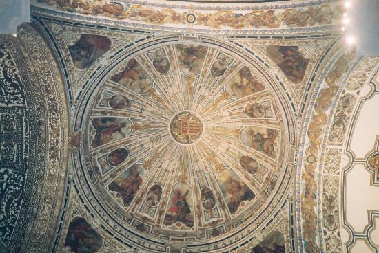Museo de Bellas Artes de Sevilla: Ceiling