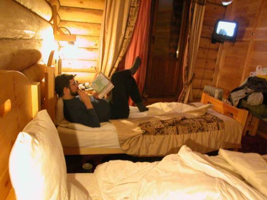 Baikalskye Terema: Our room