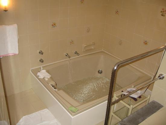 Le Sirenuse Hotel: The bathroom !!!
