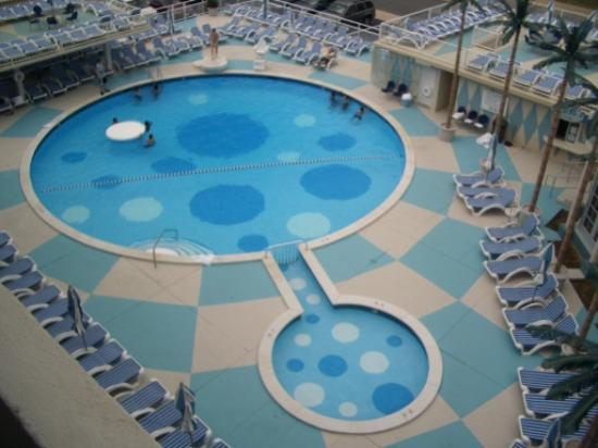 Pan American Hotel: Pan am pool