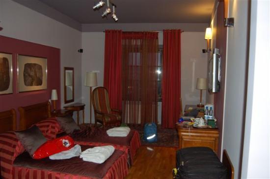 Hotel Wentzl: view 1