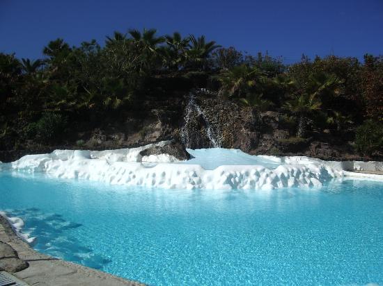 Golf del Sur, İspanya: waterfal pool 3
