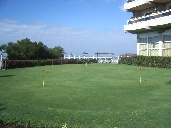 Aguamarina Golf Hotel: putting green