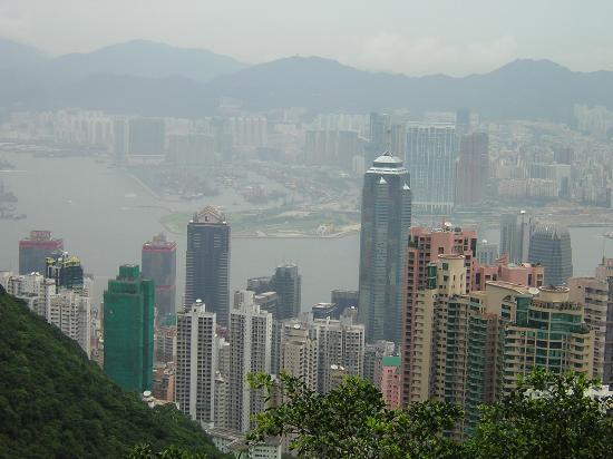 Kowloon Shangri-La Hong Kong: View from The Peak