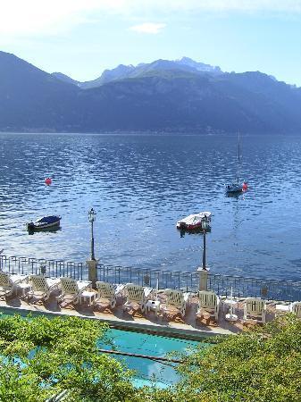 Menaggio, Itálie: View