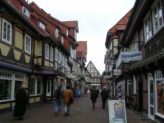 Hotels Near Celle Germany